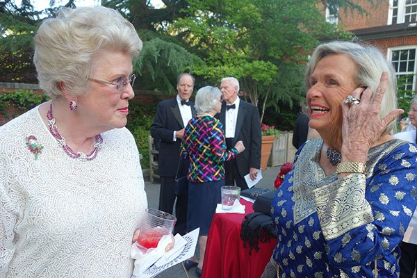 The Hillwood Museum Gala Sparkles with Gems, Good Food, and Celebration (Photos)