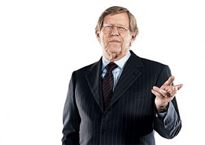 Star Turn: Conservative Superlawyer Ted Olson on Marriage Equality