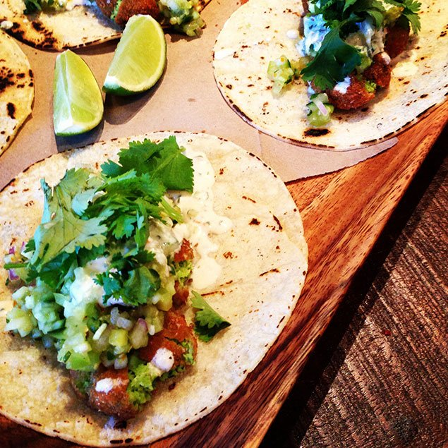 The Best Thing I Ate: Crunchy Edamame Tacos, Fresh Sea Urchin