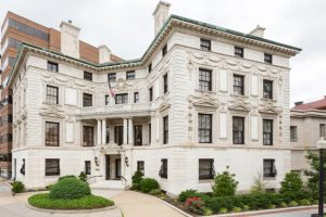 Dupont's Patterson Mansion Sells for  Million
