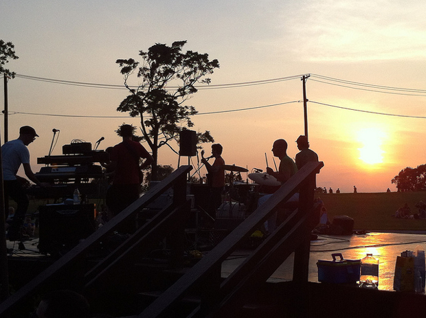 Here's the Schedule for This Summer's Fort Reno Concerts