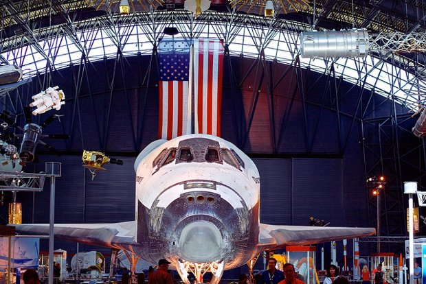 Silver Line Will Make It Easier to Visit Smithsonian's Udvar-Hazy Center