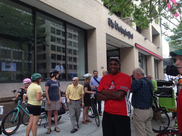 DC Cyclists Politely Tell the Washington Post They're Not Terrorists