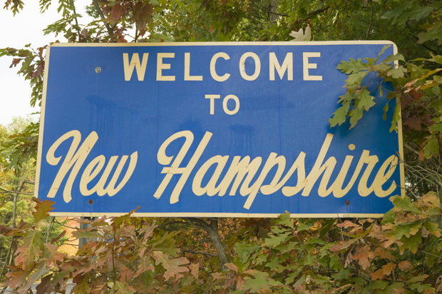 New Hampshire Says DC Driver's Licenses Are Valid for Buying Alcohol