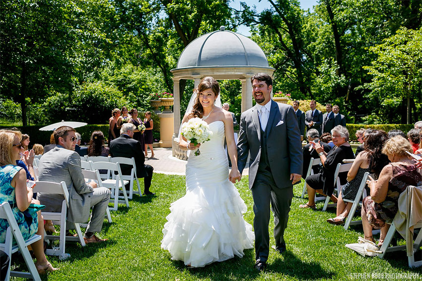 Real Wedding: Jennifer and Miguel
