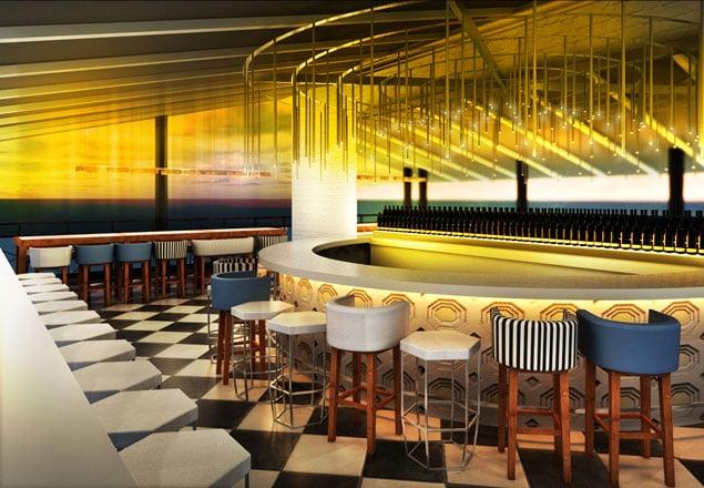 Take a Peek at P.O.V. Lounge's New Design