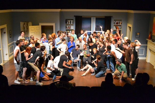 Q&A With Dominic D'Andrea About Washington's First One-Minute Play Festival