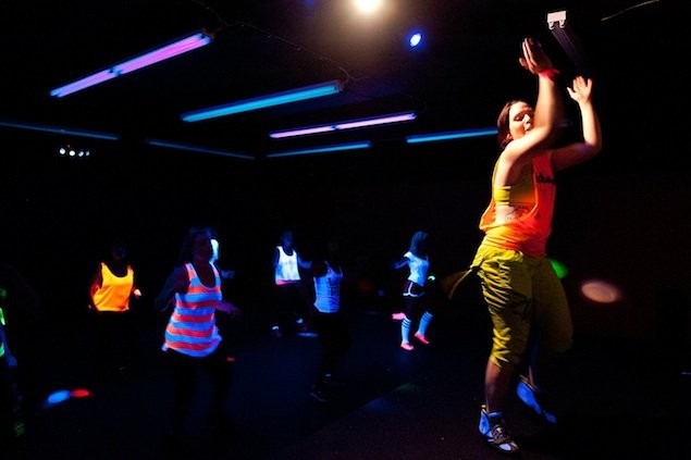 Fitness Class Review: Black-Light Zumba at Ignight Fitness