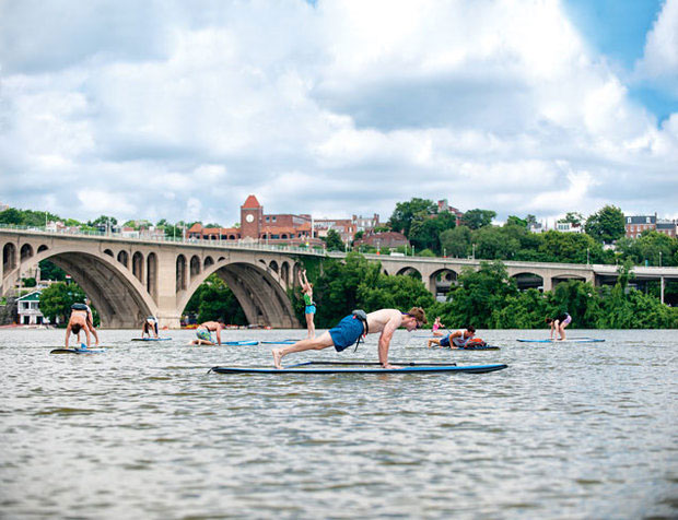 A Floating Food Boat Will Serve the Potomac