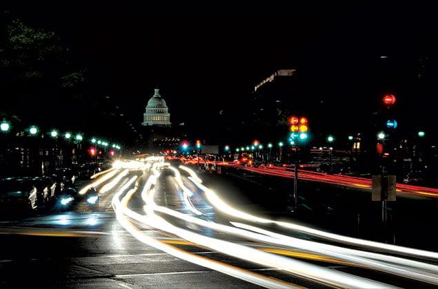 Why Washington Needs Traffic
