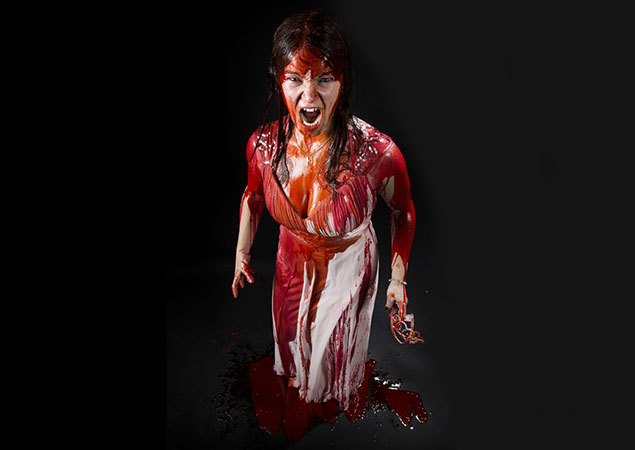 """Theater Review: """"Carrie the Musical"""" at Studio Theatre"""