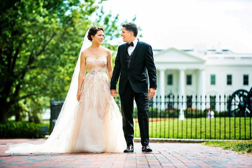Real Wedding: Bethany and Eric