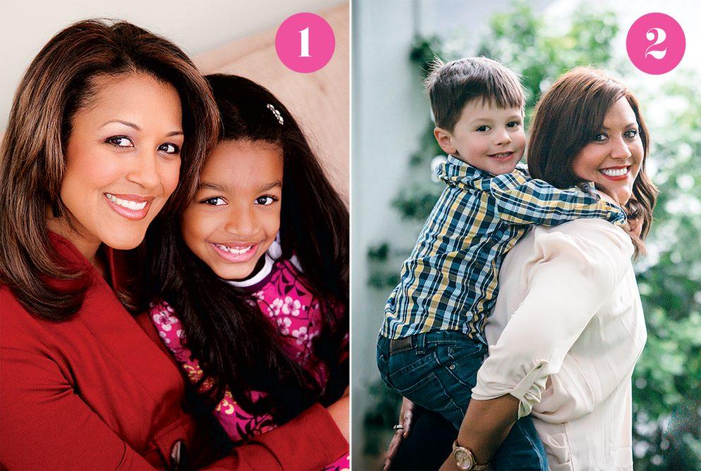 Beauty Secrets From 2 Washington Moms