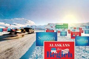 Alaska: Where the Tea Party Trail Runs Cold