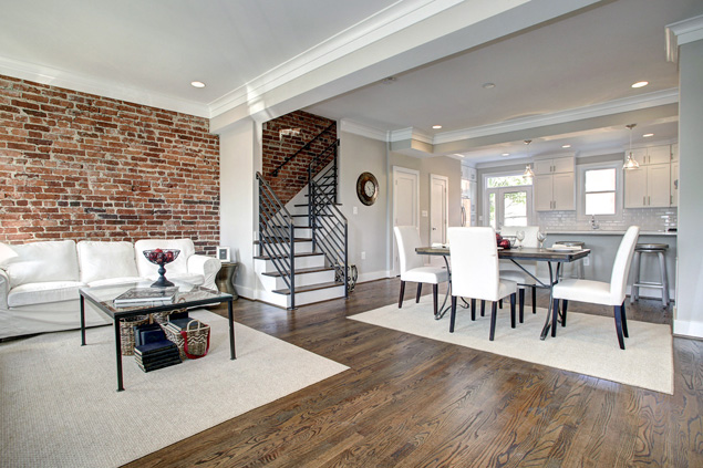 Listing We Love: A Nicely Renovated Rowhouse in Petworth