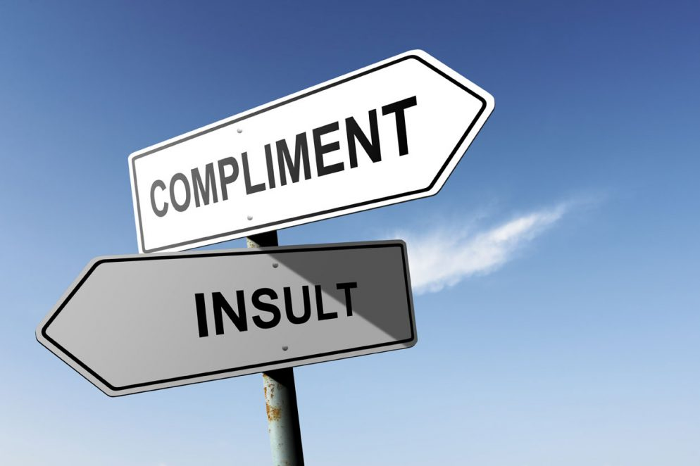 The Gift of a Compliment