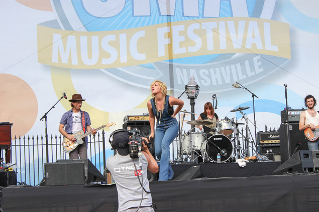 Style Diary: Country Singer Maggie Rose