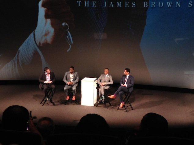 """""""Get On Up"""" Explores the Life and Career of James Brown"""