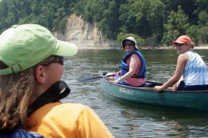 Where to Canoe Around Washington
