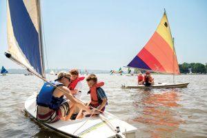 Where to Go Sailing Around Washington