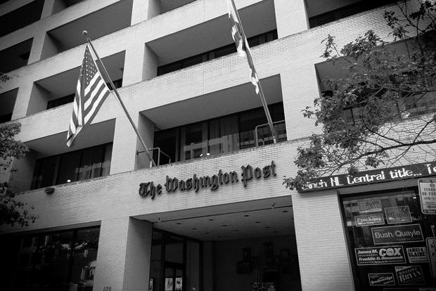 "Washington Post Editorial Board Won't Print ""Redskins"" Anymore"