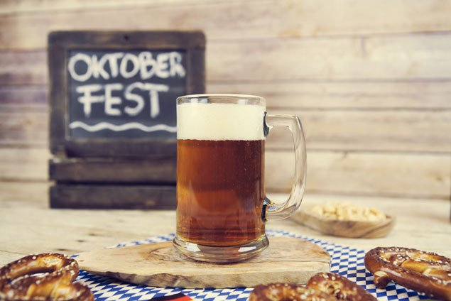 The Week in Food Events: District Oktoberfest, Osteria Morini Pig Roast