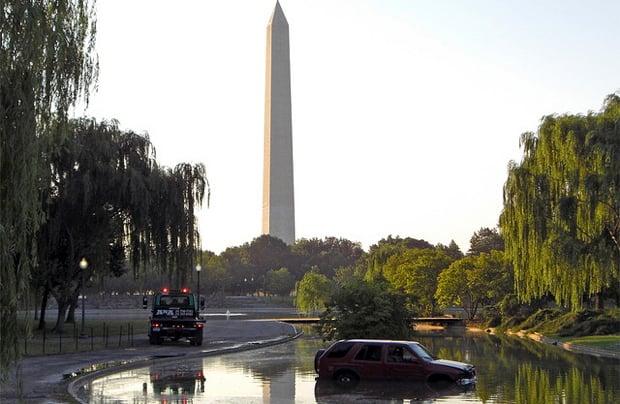 Insurance Company Says Washington's Drivers Are Nation's Third-Worst