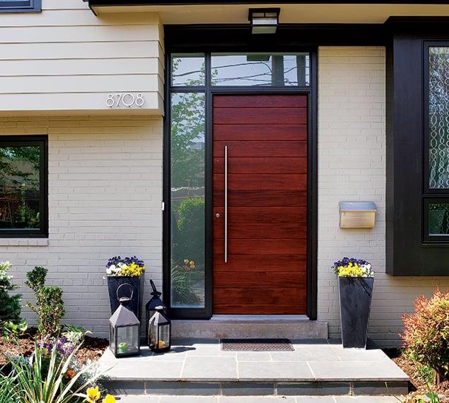 3 Ways To Dress Up Your Front Door Washingtonian
