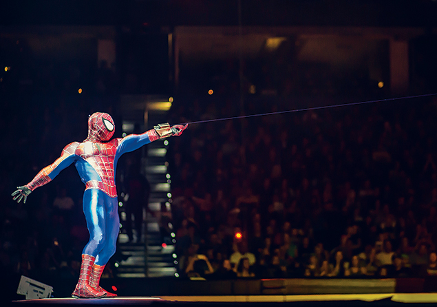 Marvel Universe Live Visits the Verizon Center This Weekend