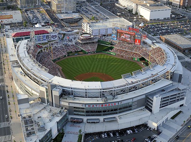 An Insider's Guide to Nationals Park