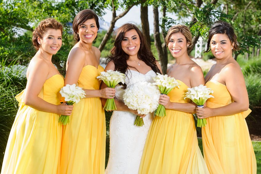 Real Wedding: Erika Luna and Stanley Wong | Washingtonian