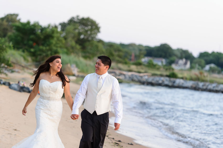 Real Wedding: Erika Luna and Stanley Wong