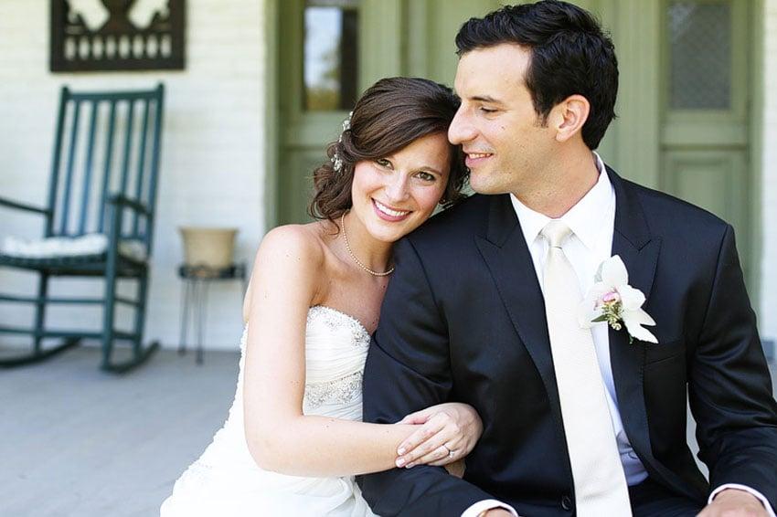 Real Wedding: Caitlin and Adam Mattina
