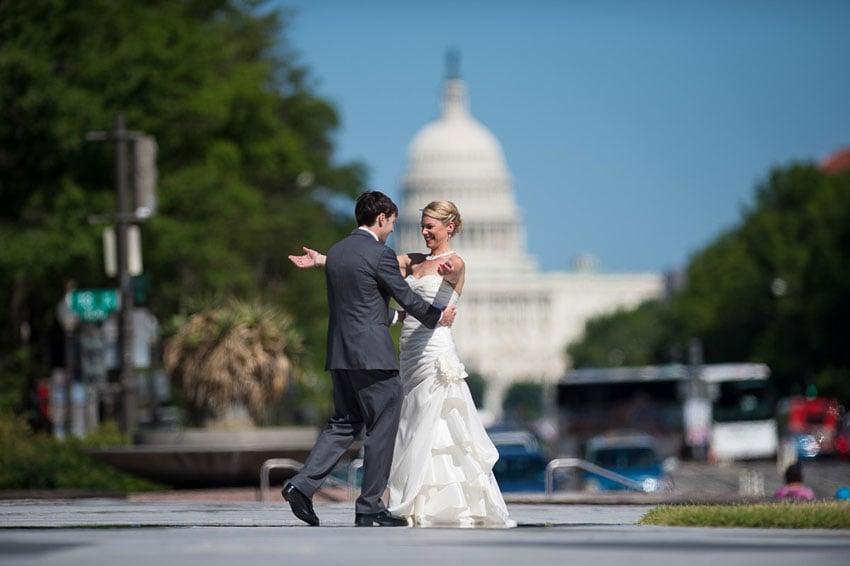 Real Wedding: Kristin & Sean Brunett