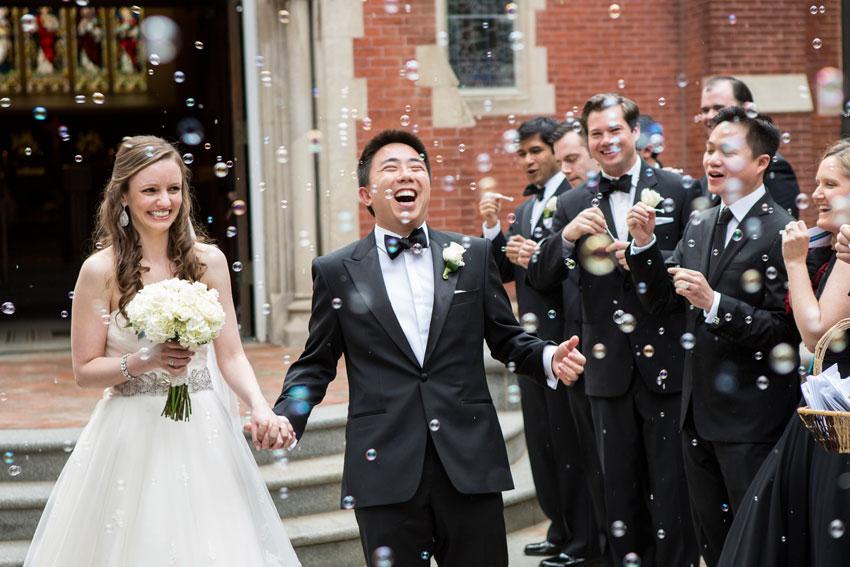 Real Wedding: Jane and Watson Tanlamai