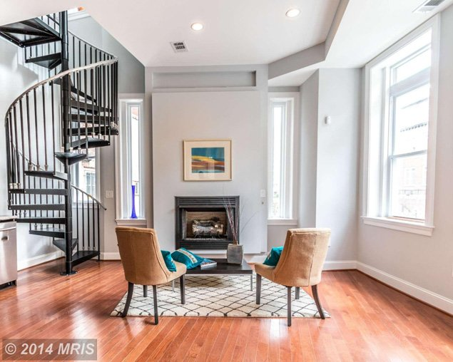 Listing We Love: A Renovated Victorian in Kalorama