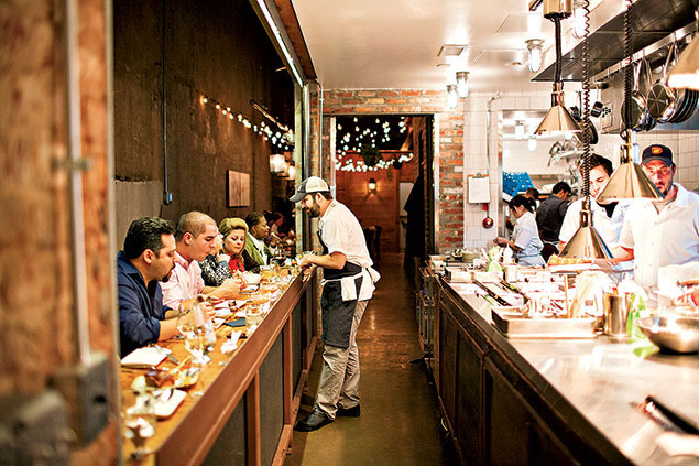 """Rose's Luxury Named Second-Best New Restaurant in the South by """"Southern Living"""""""