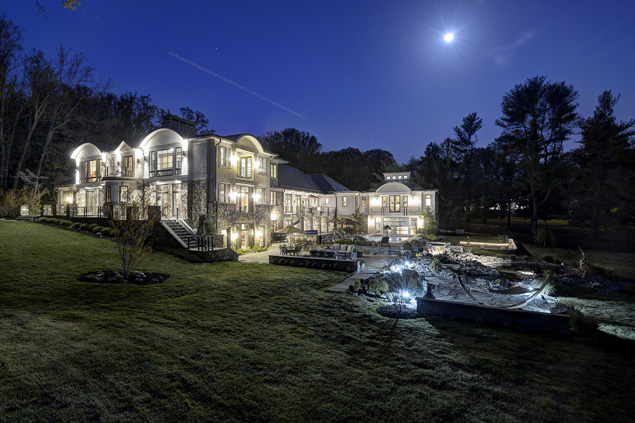 Most Expensive Homes on the Market: .4 Million Rustic Mansion in Potomac