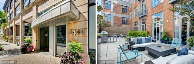 Listing We Love: A Modern-Industrial Condo in Logan Circle