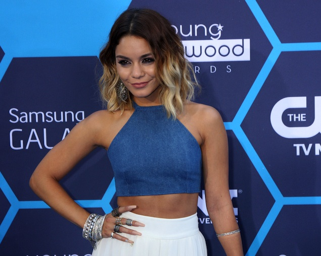 Vanessa Hudgens Is Coming to the Kennedy Center in January