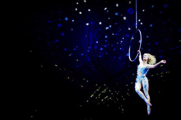 "Cirque du Soleil's ""Amaluna"": Women Power (Photos)"