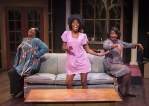 """Theater Review: """"Three Sistahs"""" at MetroStage"""