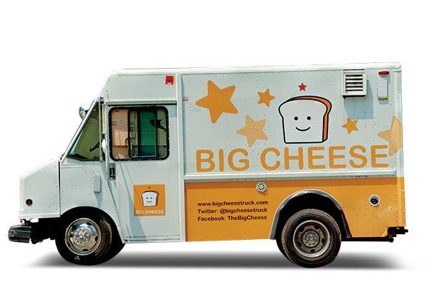 Big Cheese Food Truck Columbia Mo
