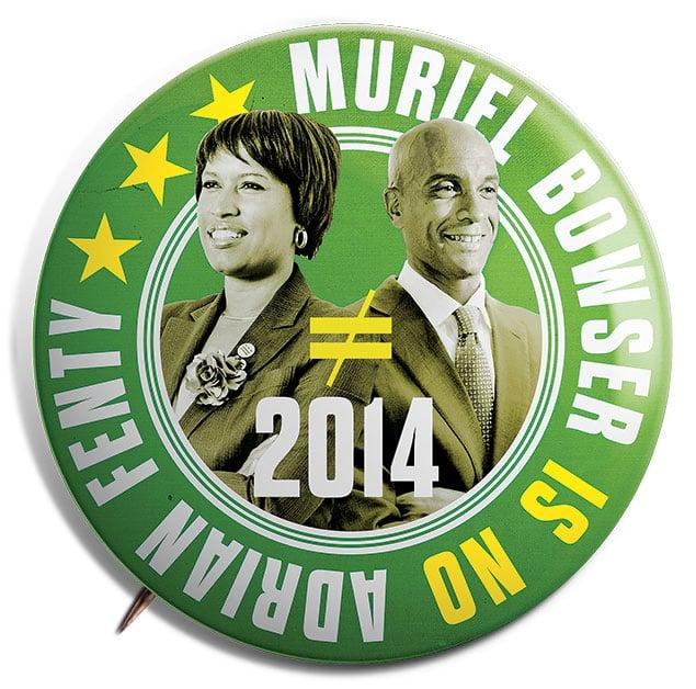 Muriel Bowser Is No Adrian Fenty