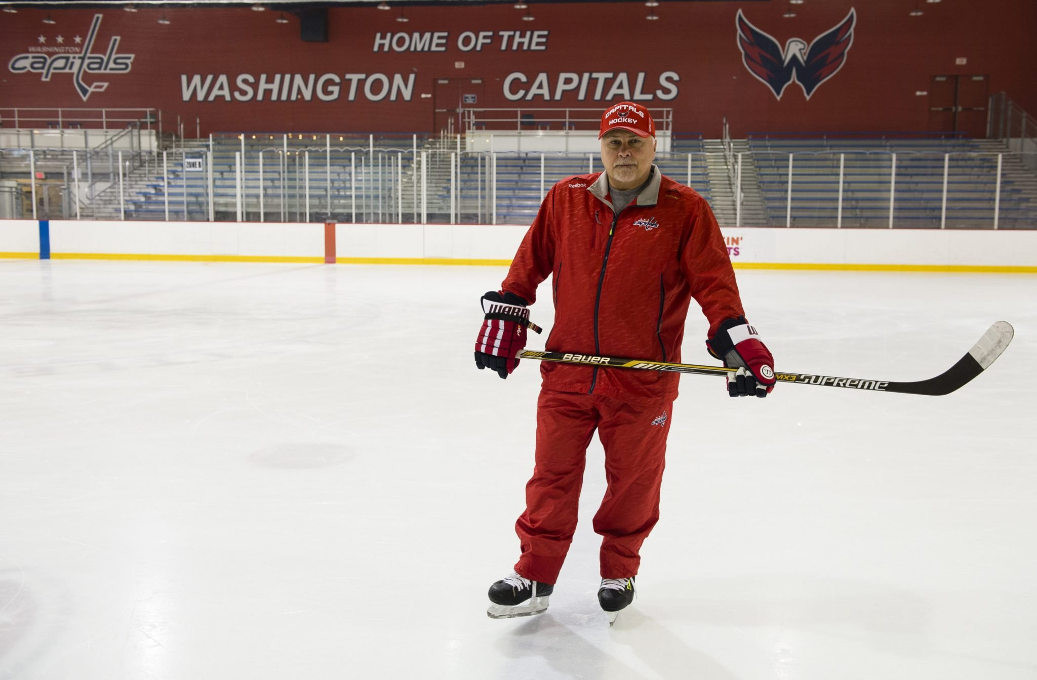 7860a31f5 New Washington Capitals Coach Barry Trotz Answers 16 Questions ...