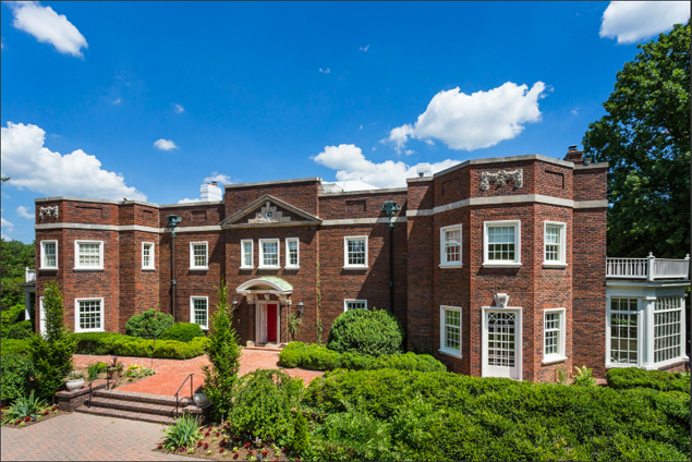 Most Expensive Homes on the Market: A .2 Million Former DC Design House in Chevy Chase