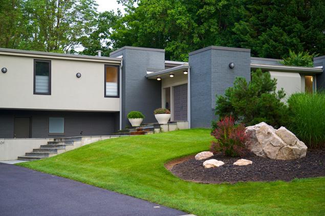 Deborah Kalkstein's Modern Home
