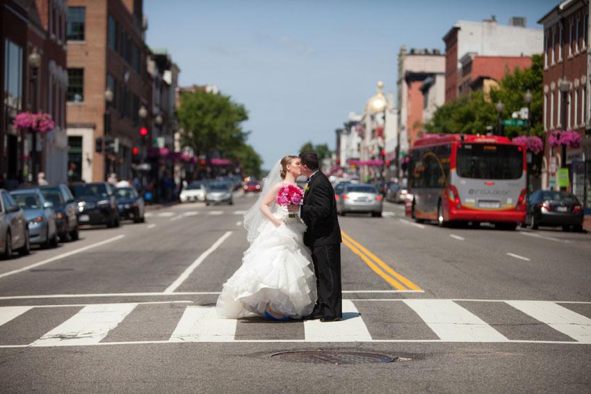 Real Wedding: Jen and Kevin Brady
