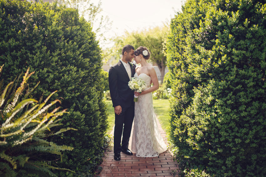 Real Wedding: Dara and Alex Santos