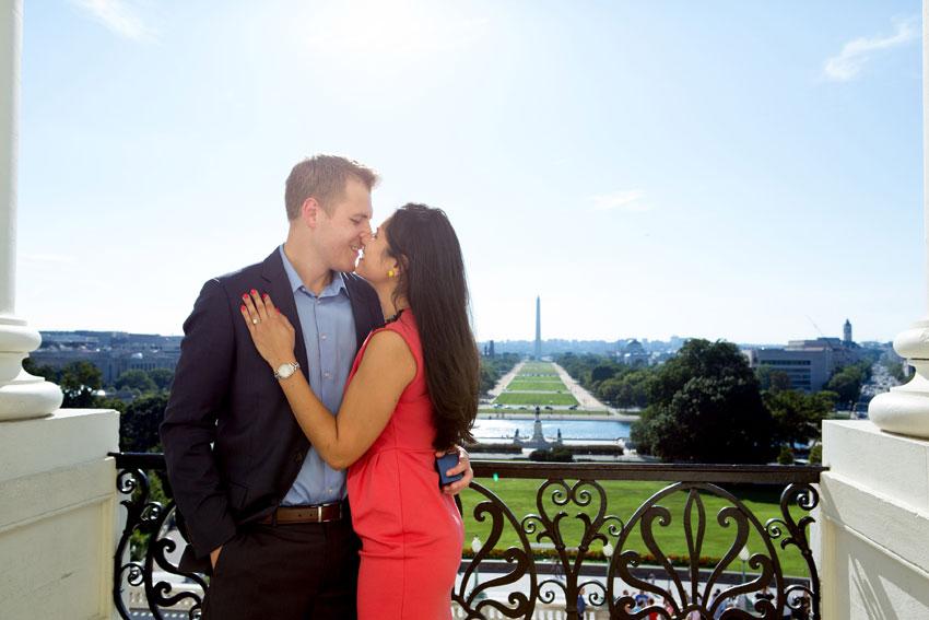 Engagement Photos: Tara Parekh and Jeff Simpson